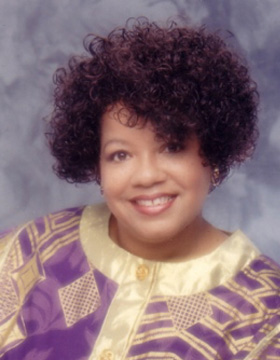 Sister Beverly Pegues, President